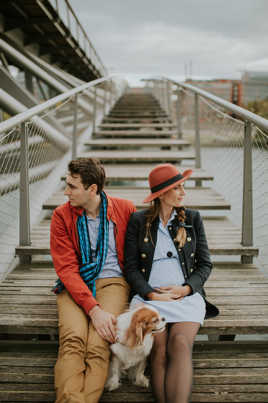 photographe, grossesse, lyon, ponts